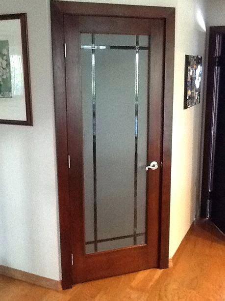 etched glass door  office door glass design leaded