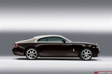Exotic And Muscle Cars 2014 Rolls Royce Wraith