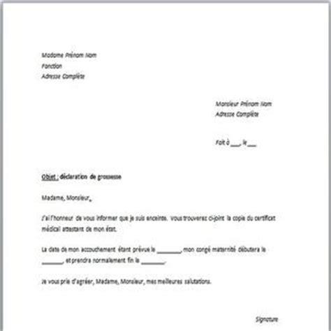 Exemple De Lettre Grossesse Employeur T 233 L 233 Charger Mod 232 Le De D 233 Claration De Grossesse Pour Windows Freeware