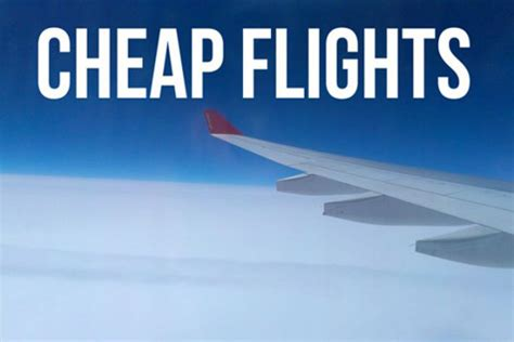 deals on aircraft tickets geh