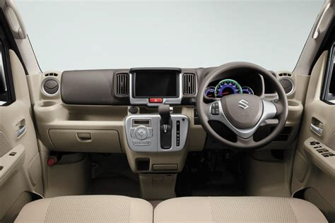 Suzuki Every Wagon New Model Price Specifications Pics
