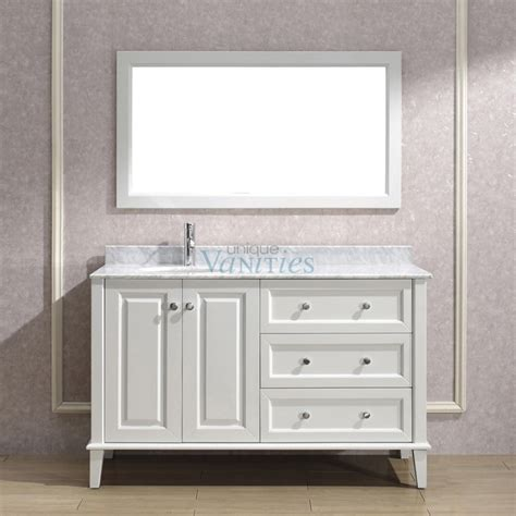 60 inch bathroom vanity vanity single sink 54 photo
