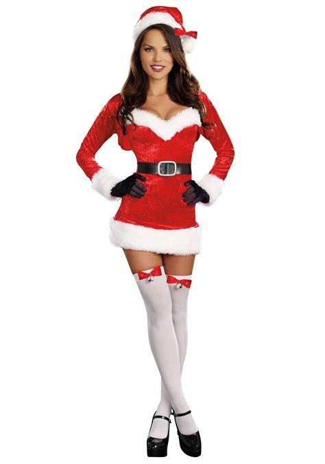 hot miss santa on pinterest santa baby costume for
