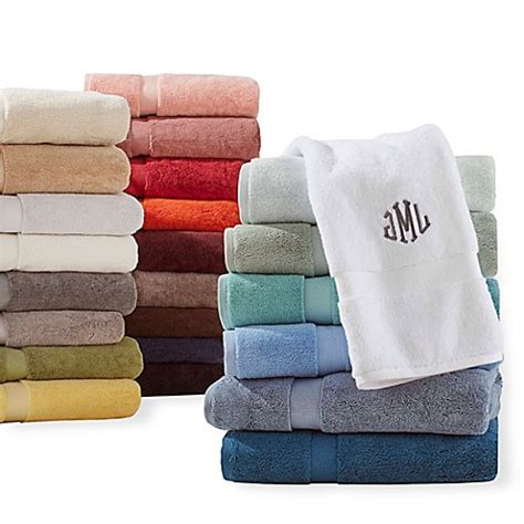 bed bath beyond towels wamsutta 174 805 turkish cotton towel collection bed bath
