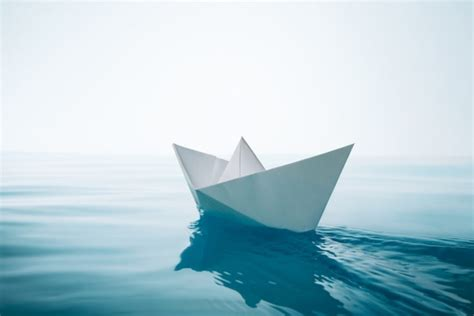 boat floating in water float tank into happiness spirituality health