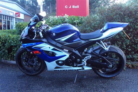 Blue Suzuki Suzuki Gsxr 1000 K6 Blue 17334