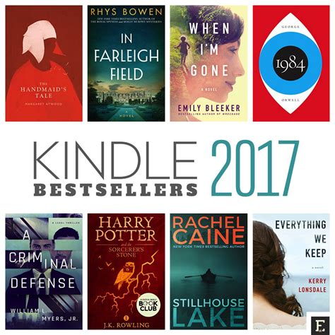 libro the 100 greatest novels here are top 100 most popular kindle books of 2017