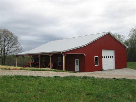 barns garages virginia barn company pole barn builder va