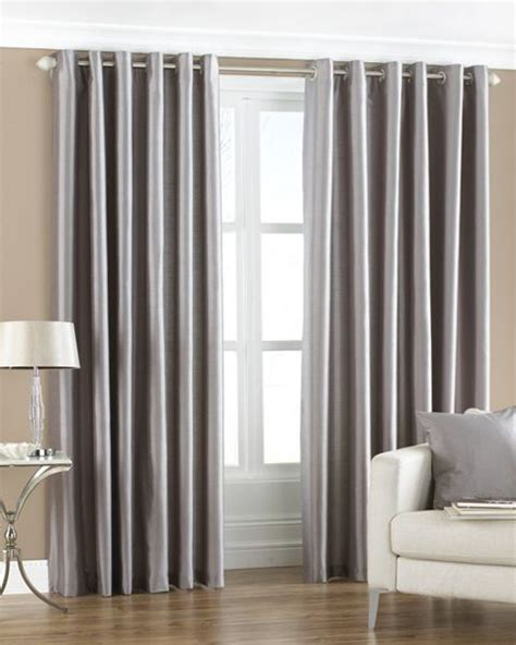 silver curtains drapes silver curtain living room home decor ideas pinterest