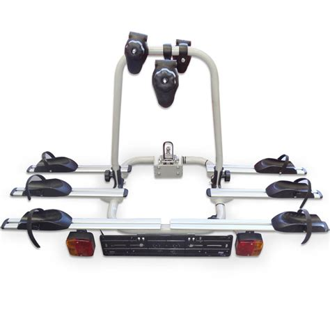 Brands Rack Brand New 3 Bicycle Bike Rack Hitch Mount Carrier Car