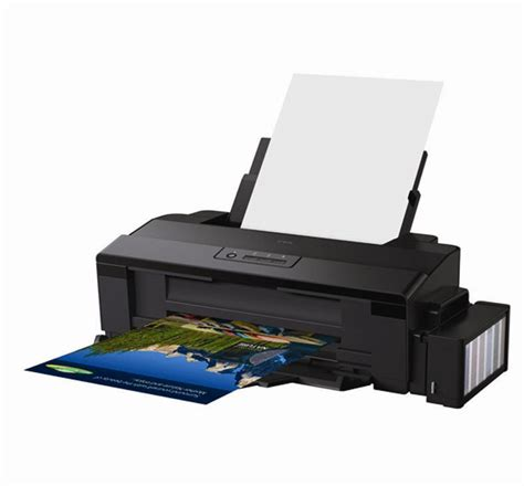 Printer A3 Epson new epson epson l1800 a3 size 4 color inkjet printer with genuine ink tank