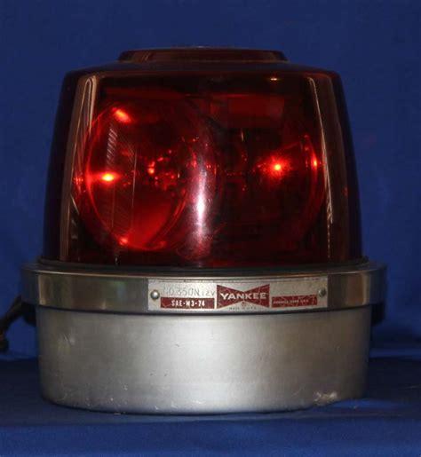 police emergency lights for sale vintage antique emergency police fire department