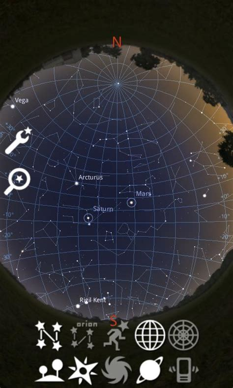 sky map apk stellarium mobile sky map android apps on play