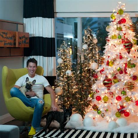 an hgtv host s surprising spin on christmas decor