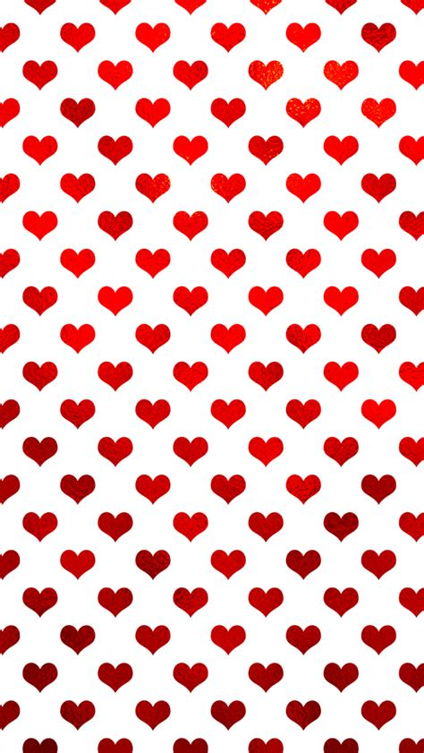 gold heart pattern wallpaper valentine s day iphone wallpaper for free silver