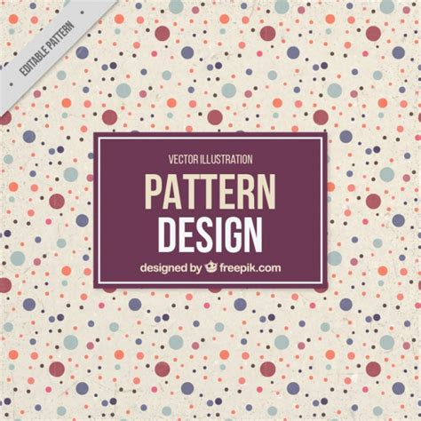 dots pattern freepik cute dots pattern vector free download