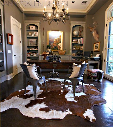 cowhide rug living room ideas cowhide rug poofing the pillows interior decor
