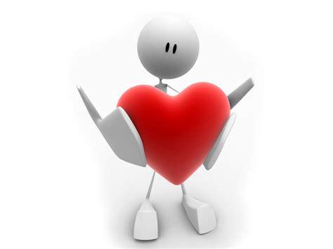 imagenes en 3d de corazones las empresas y las personas se mueven por el coraz 243 n