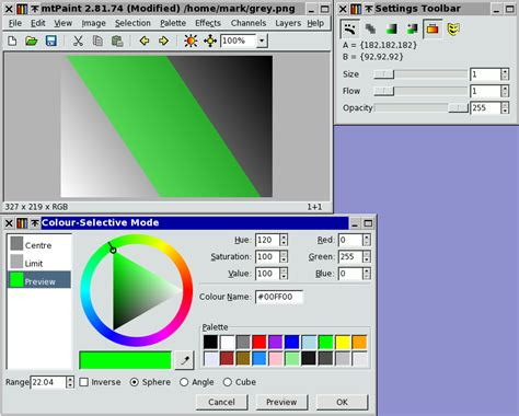 100 paint net how to get the color picker paint net how to leave one item in color from a