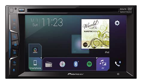 Pioneer Multimedia Avh Z2050bt Avh Z2050bt Z 2050 Bt Z2050 Unit inicio pioneer