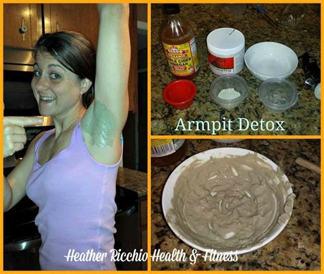 Stinky Armpits Detox by Here Is How To Make Your Own Armpit Detox 1