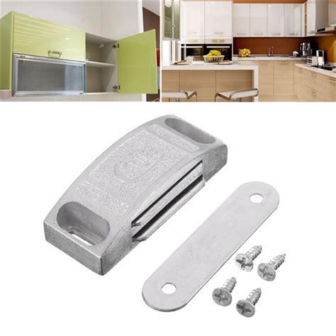 Door Magnets For Cabinets Magnetic Strong Door Stopper Holder Catch Latch Cabinet Door Furniture Ebay