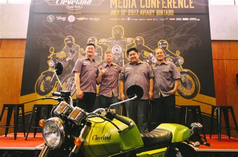 Air Resmi Di Indonesia cleveland cyclewerks resmi kembali hadir di indonesia cleveland cyclewerks indonesia