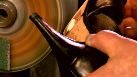 zabellos shoe repair beige to black s heels
