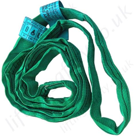 Webbing Sling Lkl 2t X 6m polyester lifting slings endless lifting slings conforms to bs en 1492 2 range from