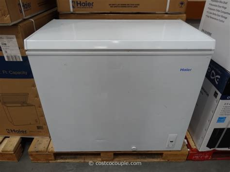 Small Home Freezers Costco Haier Chest Freezer