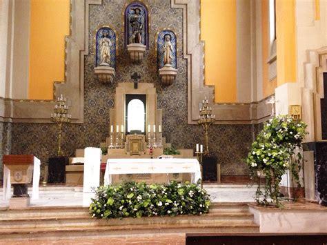decoracion floral bodas decoracion floral iglesia para bodas