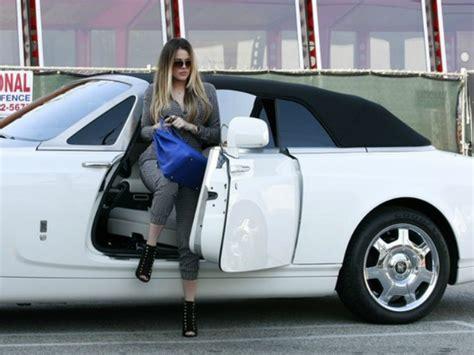 carro rolls royce los autos de khloe kardashian atraccion360
