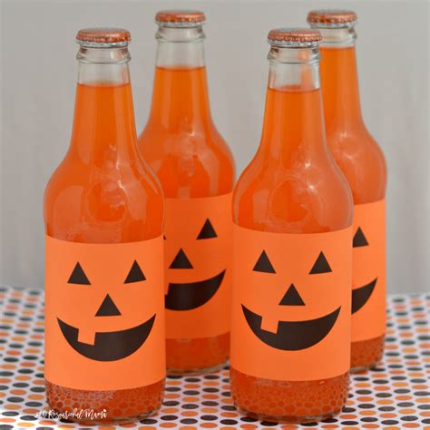 drinks for school easy o lantern drinks the