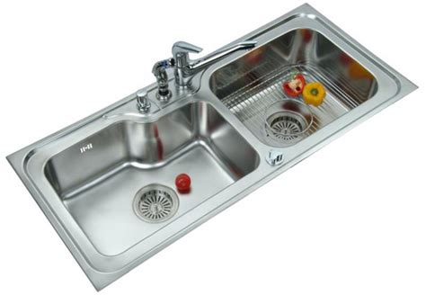 Kitchen Sink Faucets India by Kitchen Sinks India Stainless Steel Kitchen Sink In 3