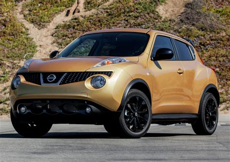 2014 nissan juke for sale front quarter view
