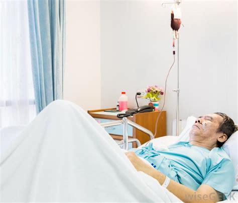 patient bed sick patient in hospital crowdbuild for