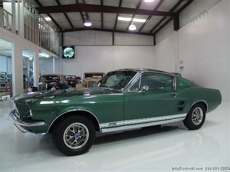 1967 mustang gta fastback for sale 1967 ford mustang gta fastback daniel company