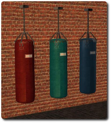 how to hang a punching bag from the ceiling mod the sims improved hanging exerto punching bag