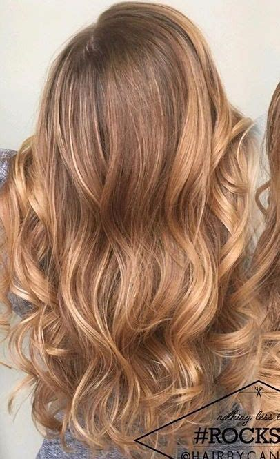 Strawberry Balayage On Brown Hair Www Pixshark Images Galleries With A Bite Strawberry Hair With Balayage Things I In 2019 Cabello Peinados Rubio