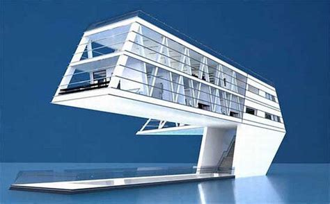 cool funpedia floating homes of the future
