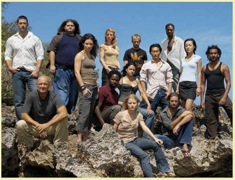 cast of the lost lost about lost what the heck is going on anyway an unexplored wilderness