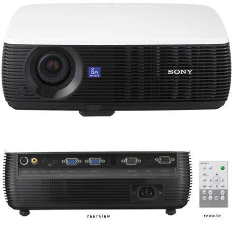Proyektor Sony Xga sony vpl ex4 xga projector vpl ex4 b h photo