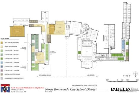 high school floor plans pdf capital improvement project 2015 scope of work high school