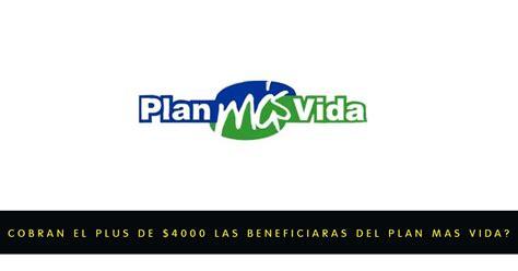 consulta de saldo de tarjeta verde plan mas vida beneficiarios del plan mas vida podr 225 n acceder al plus de