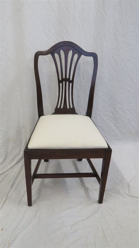 set of eight dining chairs set of 8 mahogany dining chairs antiques atlas
