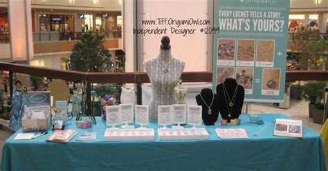 Origami Ridgedale - origami owl jewelry bar set up for my ridgedale center