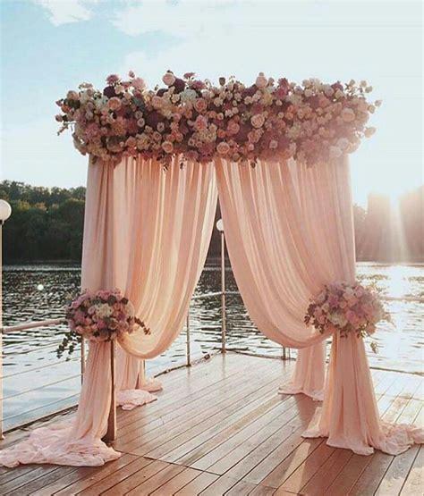 50  Beautiful Wedding Backdrop Ideas   Fazhion
