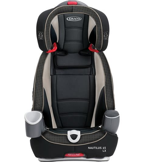 graco 3 in 1 booster seat graco nautilus 65 lx 3 in 1 harness booster car seat