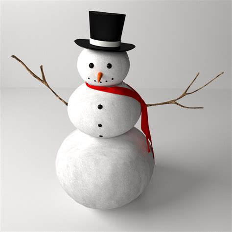 How To Make 3d Snowman Out Of Paper - images for gt real snowman png snazzy silly snowmen