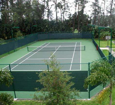 backyard tennis courts 17 best images about canchas de juego on